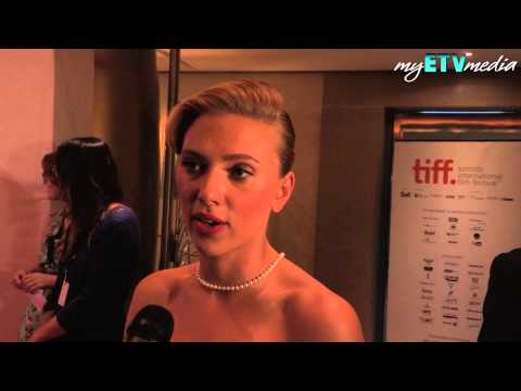 Scarlett Johansson on Don Jon (TIFF 2013)