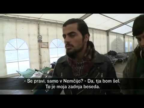 Migrant Would Rather Die Than Stay In Slovenia. Wants Free Stuff In Germany Instead
