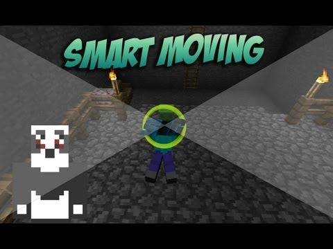 Minecraft 1.5.2 ~ Como instalar Smart Moving Mod