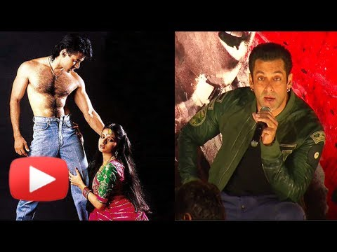 Salman Khan Remembers His Debut Film - Maine Pyar Kiya At Jai...