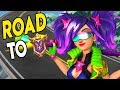 Road to GM: GOOD MATCHMAKING!?   Evie Ranked Paladins Gameplay