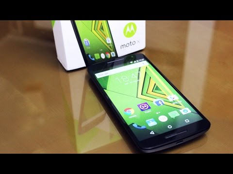 Motorola / Lenovo  Moto X Play - recenzja, Mobzilla odc. 259