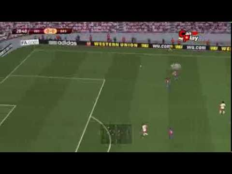 Red Bull Salzburg - Basel  20.03.2014 [Pes 2014 Match Predictions] Full Time 1-0