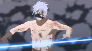 Naruto shippuuden Sasuke vs Kakashi AMV