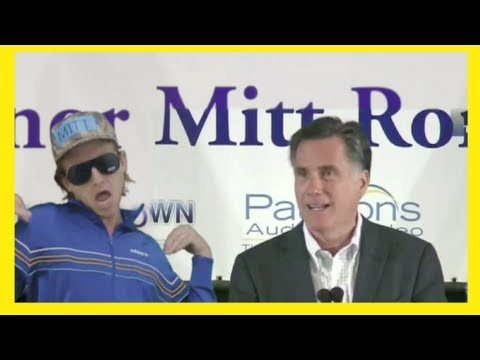 Mitt Romney Likes Music, Including This!