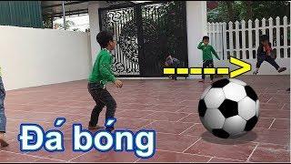 Bé đá bóng những pha bóng cực hài hước ❤ Ánh Duyên Tv ❤