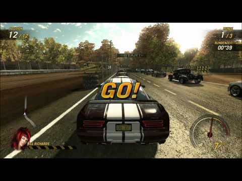 FlatOut Ultimate Carnage HD Gameplay PC Part 1
