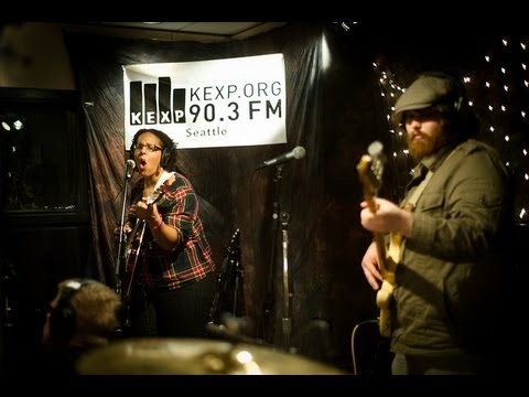 Alabama Shakes - I Found You (Live on KEXP)