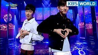 TVXQ! - Love Line | 동방신기 - 평행선 [Music Bank COMEBACK / 2018.03.30]