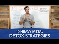 10 Heavy Metal Detox Strategies