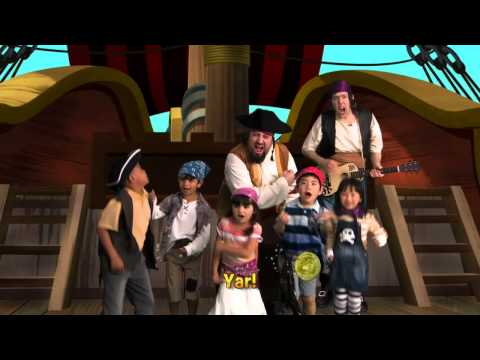 Talk Like a Pirate Sing Along   Music Video   Jake and the Never Land Pirates   Disney Junior