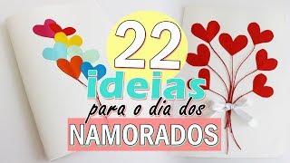 22 IDEIAS PARA O DIA DOS NAMORADOS | POR CAROL GOMES