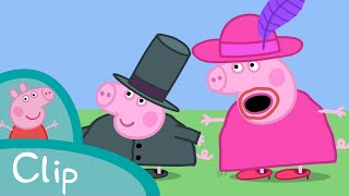 Peppa Pig - Dressing up! (clip)