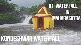 TRAVEL SERIES| EP05| KONDESHWAR WATERFALL| BADLAPUR, MAHARASHTRA| BY KOKK