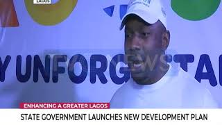 Lagos state government launches new development plan