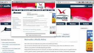 Tab Scope, previsualiza las pestañas en Firefox
