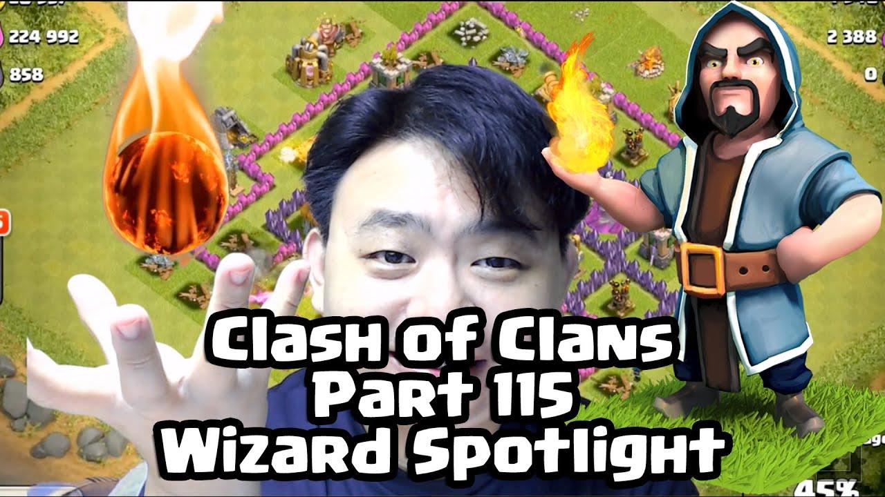 maxresdefault jpgWizard Clash Of Clans Wallpaper