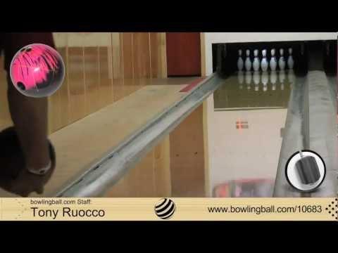 bowlingball.com DV8 Diva Bowling Ball Reaction Video Review