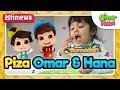 Omar & Hana | Masak-Masak Ramadan | Piza Omar & Hana