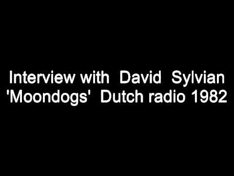 David Sylvian - Interview on 'MoonDogs' Dutch Radio Show 1982
