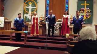 Lyra Vocal Ensemble From St Petersburg Russia