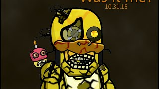 Scribblenauts Unlimited Five Nights at Freddy