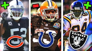 The Most SHOCKING Trades Made in ALL 32 NFL Teams' History (NO ONE IS SAFE!)