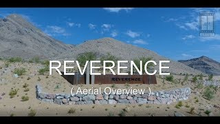Summerlin Las Vegas Reverence New Homes Aerial Ove