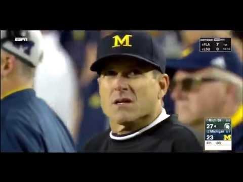 Michigan vs Ohio State 2015 - Michigan Again