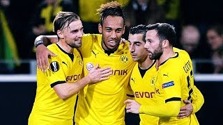 HIGHLIGHTS ► Borussia Dortmund 4 vs 0 FK Qabala - 5 Nov 2015 | English Commentary