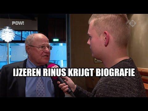 IJzeren Rinus krijgt biografie