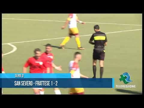 Play-out serie D: San Severo-Frattese 1-2. Giallogranata foggiani retrocessi