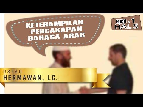 PERCAKAPAN BAHASA ARAB hal 5 - Ustad Hermawan, LC