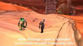 I Dislike Bloodelf Rap (WoW Machinima)