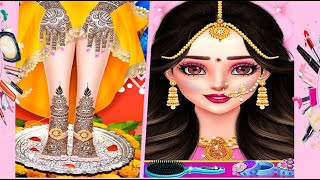 Fun Makeup For Kids - Beauty  Makeup Indian Girls   العاب بنات و العاب مكياج