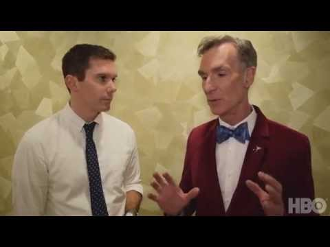 Real Time with Bill Maher: Backstage with Bill Nye the Science Guy (HBO)