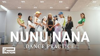 Download lagu Jessi (제시) - '눈누난나 (NUNU NANA)' Dance Practice
