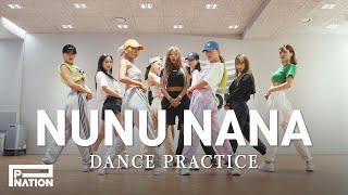Download lagu Jessi (제시) - '눈누난나 (NUNU NANA)' Dance Practice