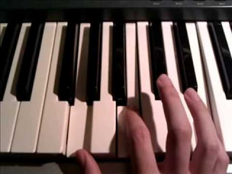 All This Time piano tutorial