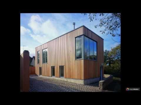 Деревянные дома из бруса: 53 проекта