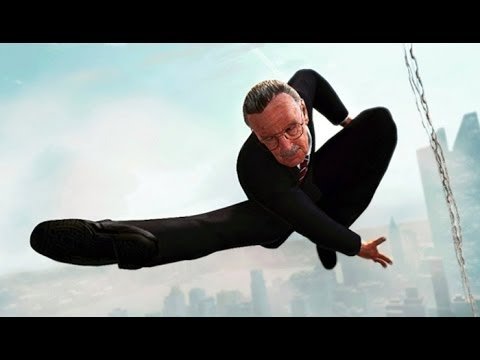 The Amazing Spider-Man 2 - Stan Lee Trailer (PS4)