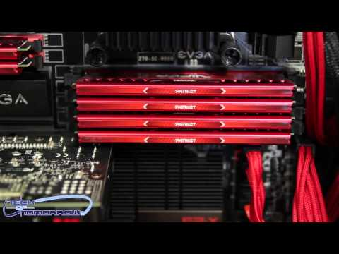 My Gaming Rig / Desk Tour - Rosewill Red Dawn Extreme II - 12 Core Dual GTX 680 Beast!