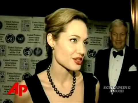 Angelina Jolie - UN Humanitarian Awards
