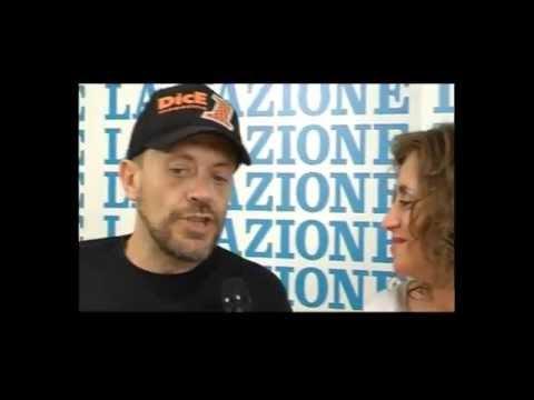 Max Pezzali in diretta videochat a La Nazione