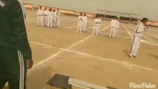 HAMZA SPORTS m.asif Rajasthan police martialarts demo  15th August 2016 leady constable