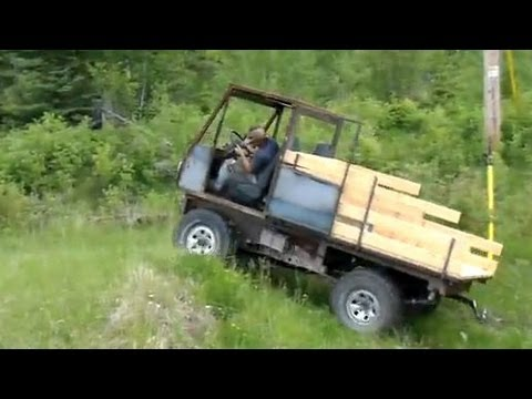 andy s homemade truck project youtube
