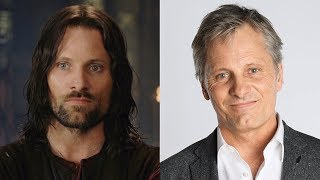 THE LORD OF THE RINGS ⚡️ Then And Now
