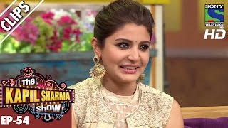 Anushka reveals the secret of her hotness -The Kapil Sharma Show-Ep.54-23rd Oct 2016