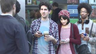 Tv Ad - Samsung Galaxy S II  vs Iphone 4S