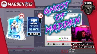 MUT 19 Ghosts of Madden Future - Madden NFL 19